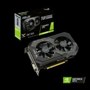 ASUS TUF 1660 Super OC Edition GeForce GTX 6GB GDDR6 Graphics Card - BRAND NEW