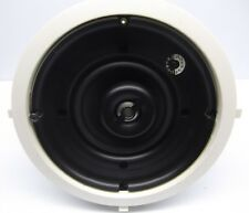 QSC AD-C42T In-Ceiling, Ductwork, Wall Mount Speaker Multi Voltage 40W RMS @8Ohm