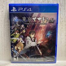 Tokyo Xanadu EX+ (Sony PlayStation 4 PS4) - New/Sealed!