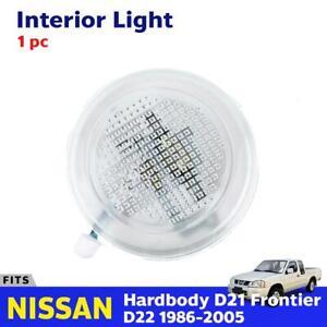 Interior Dome Light Fits Nissan Navara D21 Frontier D22 UTE 1998-05 Datsun 720