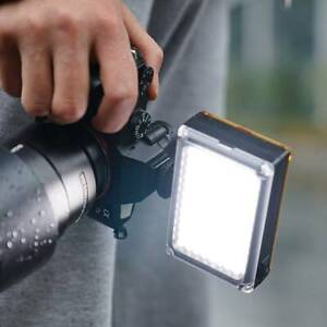 96 LED Video Light Lamp +Filters for Canon Nikon DSLR SLR Camera Lighting