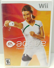 EA Sports Active: Personal Trainer (Nintendo Wii, 2009) GAME COMPLETE