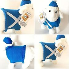 Scottish flag Sheep Ram Ewe and Me Branded stuff toy gift collectible souvenir