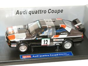1/18 Audi Quattro Coupe   Audi Sport   Rally Portugal 1981  Michelle Mouton /