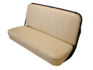 Chevy Pickup Standard Cab Pleated Seat Upholstery for Front Bench 1947-1954
