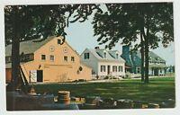 Unused Postcard Pennsylvania Farm Museum Landis Valley Lancaster Pennsylvania PA