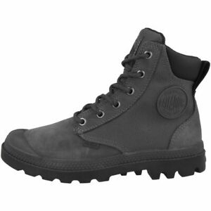 Palladium Pampa Sport Cuff Wpn Boots IRON New