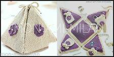 Knitting Pattern * Etui De Couture Boîte Tidy * FOLD-OUT * Nouveauté Craft Storage Kit