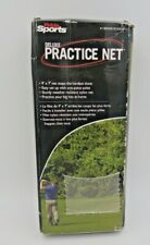Pride Sports Deluxe Practice Net 9' x 7' Sturdy Weather Resistant PAPN301 New
