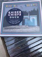 KAISER CHIEFS - DUCK [CD]  - NEW & SEALED Indie Rock