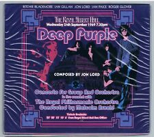 DEEP PURPLE CONCERTO FOR GROUP AND ORCHESTRA CD EU SIGILLATO!!!
