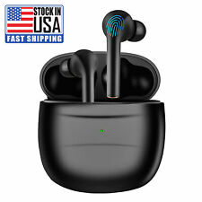 New listing Bluetooth 5.0 Headset Wireless Earphones In-Ear Stereo Hifi Earbuds Waterproof