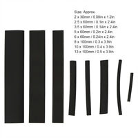 Professional Heat Shrink Tubing Cable Sleeving Wrap Silicone Rubber High Quality