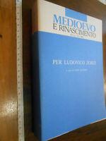 LIBRO:ANNUARIO DIP STUDI FIRENZE Medioevo e Rinascimento - VI/n.s. III (1992)
