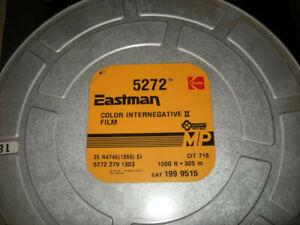 EASTMAN Color Internegative II Film 5272 (35 mm) LOMO