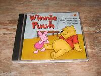 CD Winnie Puuh Folge 1 Bilderrücken
