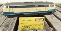 Brawa 0383 Diesellok BR 216 135-4 der DB AG Epoche 5/6, 3-Leiter AC DIGITAL