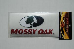 Mossy Oak Camo Wraps Decal