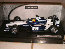 1/18 F1 WILLIAMS FW24 N°5 2002 R SCHUMACHER HOT WHEELS