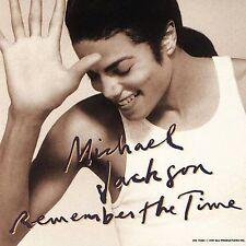 MICHAEL JACKSON REMEMBER THE TIME / BLACK OR WHITE 9 TRACKS