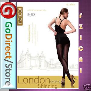 Fzi Cai 30D Jacquard Pantyhose Polyamide/Spande pantyhose sex tights & stockings
