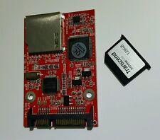 Adaptador tarjeta SD, SDHC, MMC  a SATA 7+15 pines SATA Macho