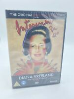 Diana Vreeland - The Eye Has To Travel (DVD, 2012) Rare find, Brand New / Sealed