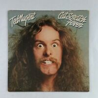 TED NUGENT Cat Scratch Fever JE34700 Sterling LP Vinyl VG+ Cover VG+ near ++ GF