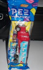 PEZ TRUCK CHRISTMAS HAULER, with SUGAR COOKIE PACK