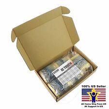 50value 2000pcs 1/4W Metal Film Resistor Assortment Kit US Seller KITB0075