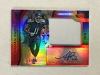 A.J. BROWN 2019 Certified Mirror Red RC GU 2 CLR PATCH/AUTO /199! #209! INVEST!