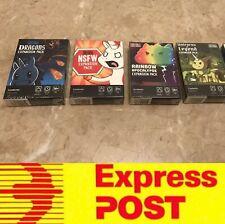 Unstable Unicorns Expansion Cards, 4pcs Special!