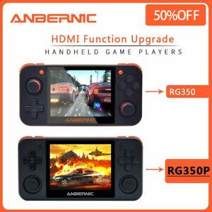 ANBERNIC RG350P Retro game Upgrade 64Bit Emulator Video Game Consoles HDMI Out