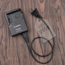 Genuine Panasonic charger DE-A94 DMW-BLD10e Lumix DMC-GF2 DMC-G3 DMC-GX1 GF2