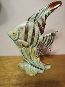Beswick Angel Fish Model No 1047 Designed By A Gredington Very Rare