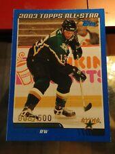 2003-04 Topps Hockey #304 Bill Guerin /500