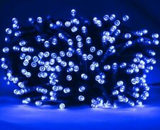 Christmas LED Supabright Light Decorations - Indoor & Outdoor - 200 LEDs - Blue
