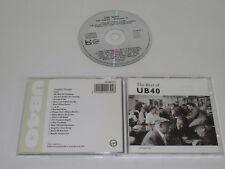 UB40/THE BEST OF UB40 VOLUME ONE(VIRGIN CDUBTVI) CD ALBUM
