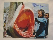 Richard Dreyfuss Signed Jaws 11x14 Tiger Shark Photo - Jsa Coa