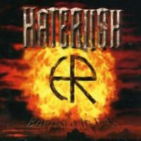 Haterush - Baptised In Fire (NEW CD)