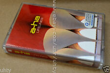 A-HA LIFELINES VERY RARE UKR ORIGINAL TAPE CASSETTE NORWEGIAN SYNTHPOP HARKET