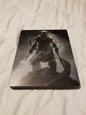 Skyrim Special Edition Collector's Steel Book Case (NO GAME, CASE ONLY)