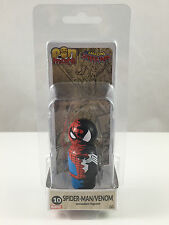 Pin Mate 10 Spiderman Venom Dual Identity Wooden Figure Classic Marvel Amazing