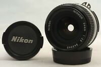 @ Ship in 24 Hours @ Excellent! @ Nikon Ai-s Nikkor 24mm f2.8 Wide-Angle MF Lens