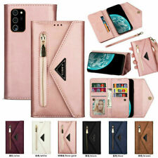 Magnetic Flip Leather Wallet Case Cover Fr Samsung Note 20 Ultra S20 S10+ Note 9