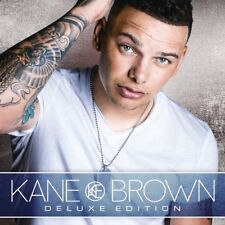 Kane Brown [Deluxe Edition] * by Kane Brown (CD, Oct-2017, RCA) NEW