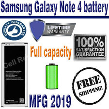 New Replacement Battery For Samsung Galaxy Note 4 3220mAh EB-BN910BBE