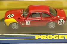Alfa Romeo GTA SA #24, Cella 1968 Daytona Cars, Progetto K PK066  Resin 1/43 NEW