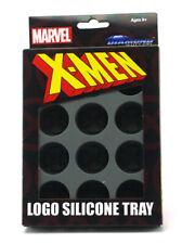 X-Men Logo Silicone Ice Tray Diamond Select Gelatin Chocolate Jello Marvel New