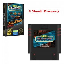 Retro-Bit Data East All Star Collection NES: BurgerTime, Bad Dudes & More